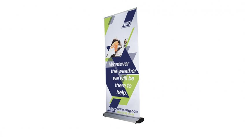 Automotive Roller Banners