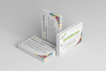 Premium Gloss Business Cards